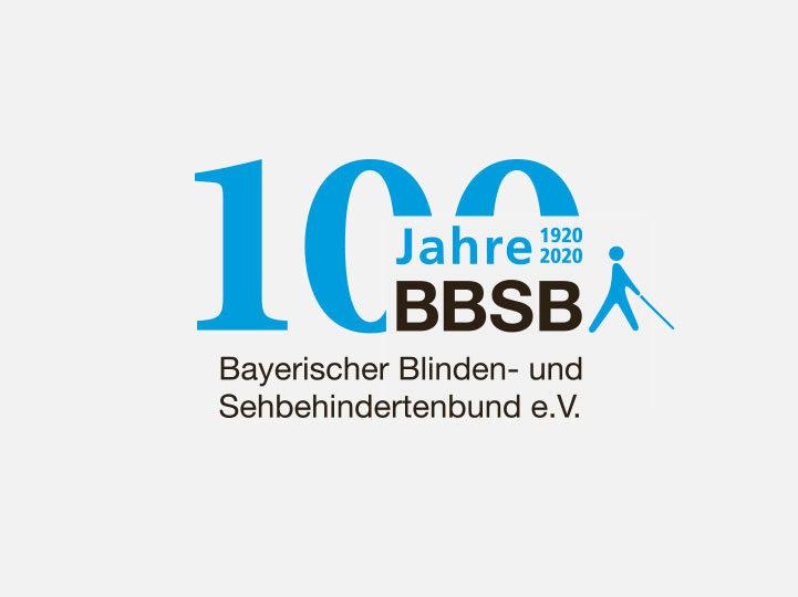Logo 100 Jahre BBSB