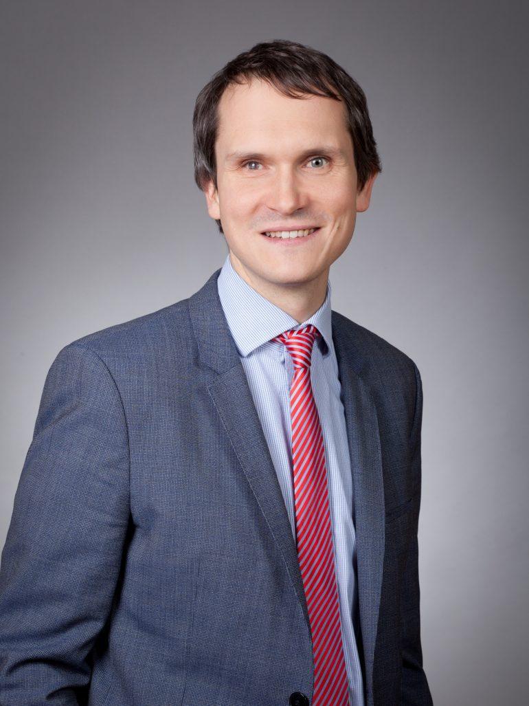Steffen Erzgraber, Landesgeschäftsführer Verbands- und Sozialpolitik