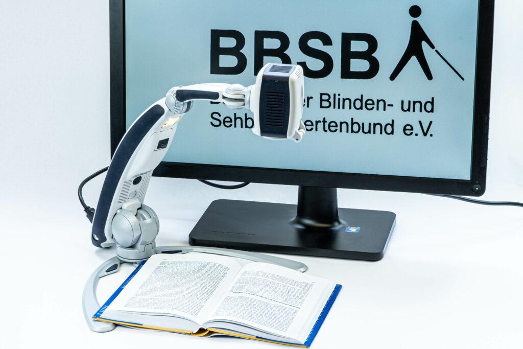 Hilfmittel_Sehbehinderung-TransformerHD_mobiles_Lesegerät