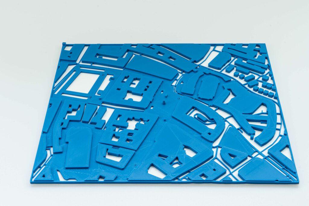 Taktiler-3D-Stadtplan