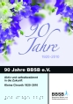 Chronik zu 90 Jahre BBSB - 1920 – 2010