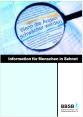 Information für Menschen in Sehnot